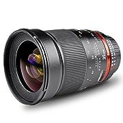 Post image for Walimex Pro 35mm f1.4 für Canon für ~325€