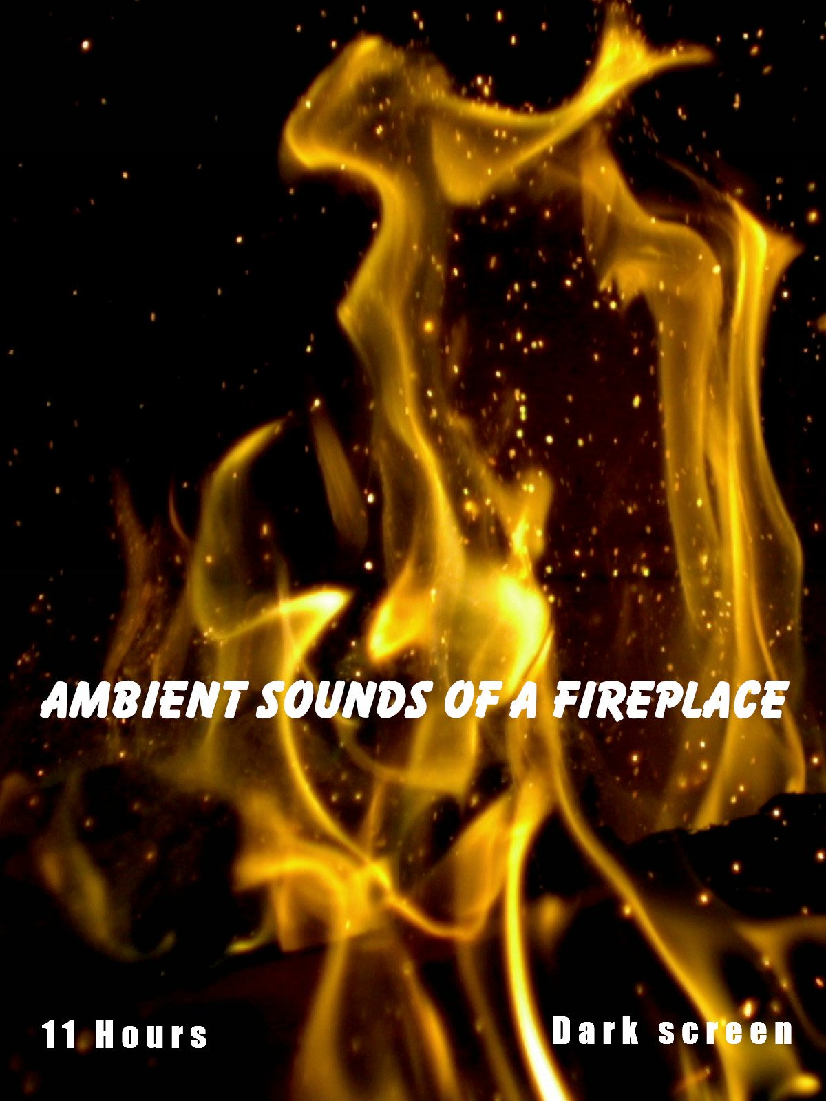 Ambient Sounds Of A Fireplace