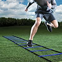GHB Pro Agility Training Ladder with Carrying Bag