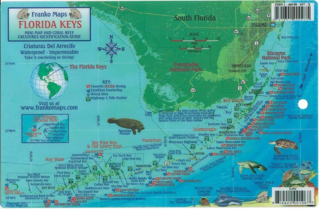 Florida Keys Scuba Diving - Florida guide Keys