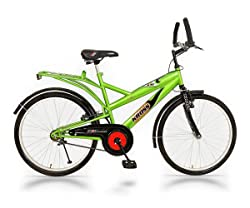 Kross K-30 26T Single Speed Bicycle (Green)