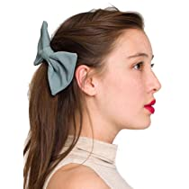 American Apparel Bow Hair Clip