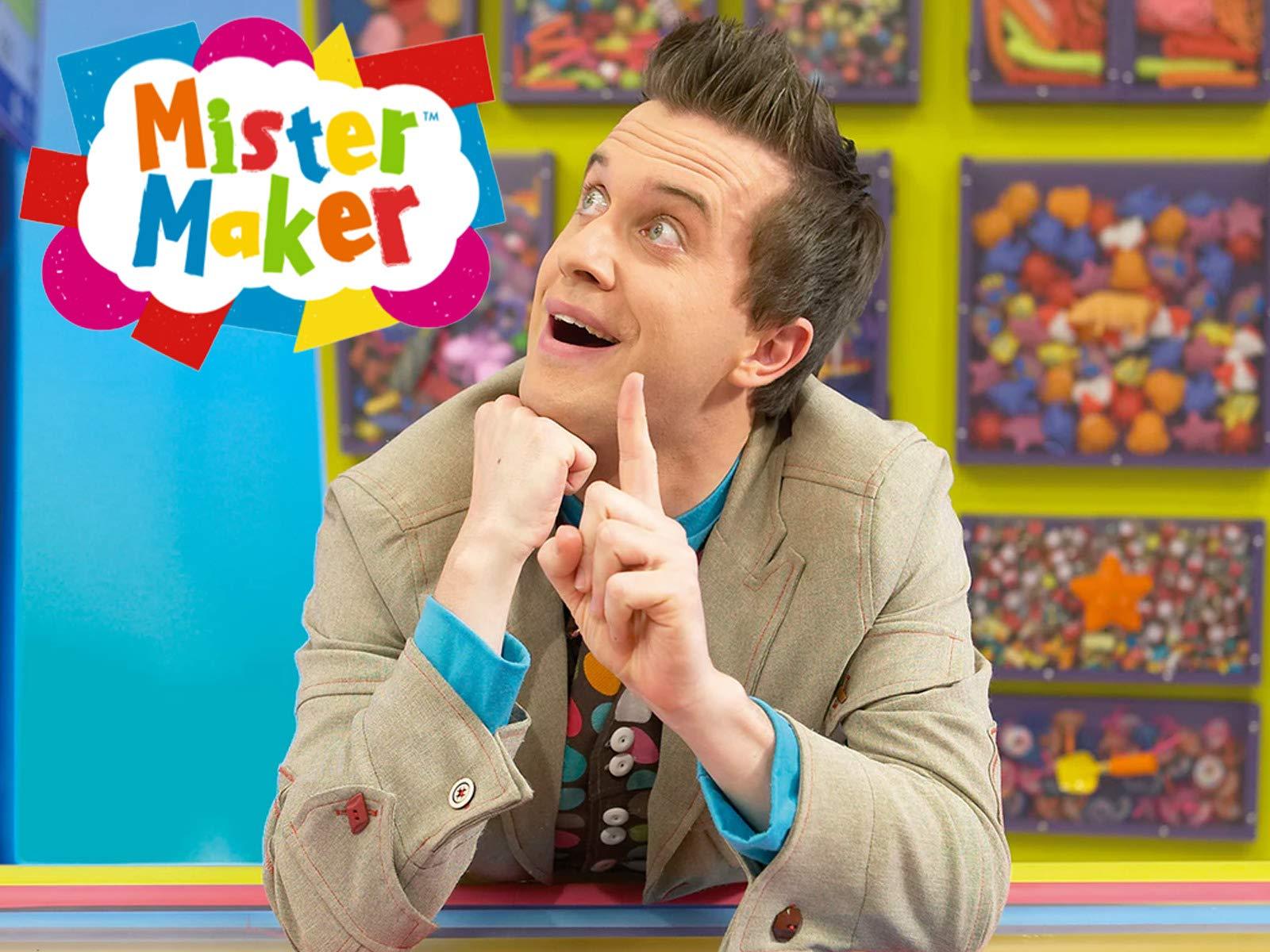 Mister Maker on Amazon Prime Instant Video UK