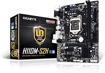 Gigabyte Intel Micro ATX Motherboards