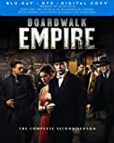 Cover art for  Boardwalk Empire: The Complete Second Season (Blu-ray/DVD Combo + Digital Copy)