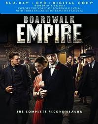 Boardwalk Empire: The Complete Second Season (Blu-ray + DVD + Digital Copy)