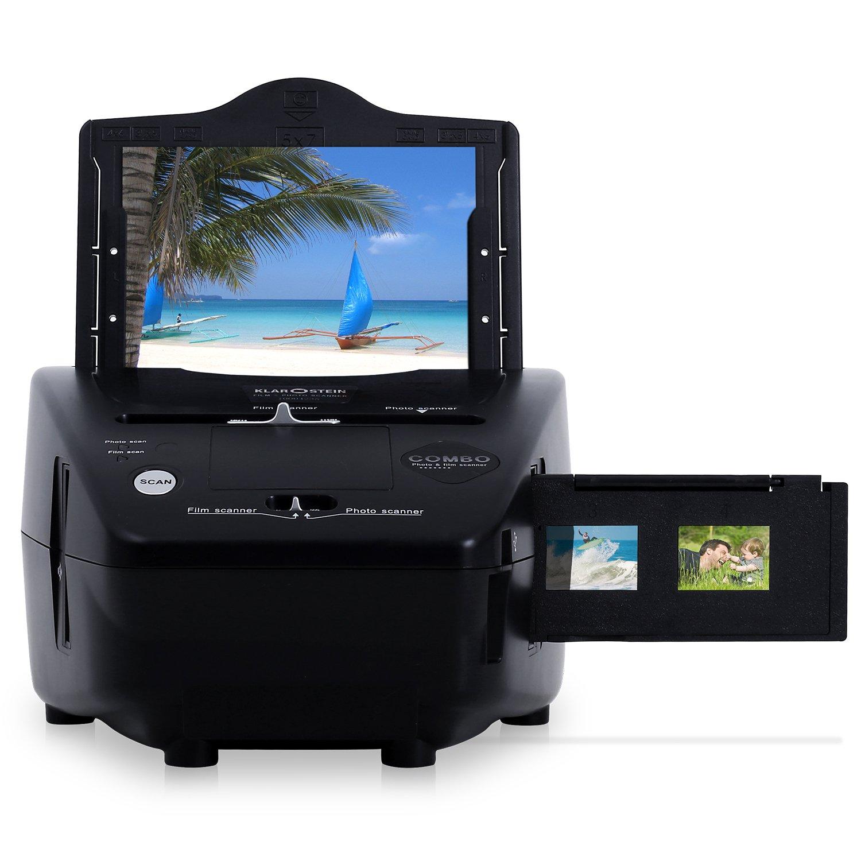 klarstein tg 109b fotoscanner im test 2017. Black Bedroom Furniture Sets. Home Design Ideas
