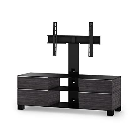 Sonorous Mood MD8240 B-HBLK-AMZ Television Stand With Integrated Mount for TV's up to 65""