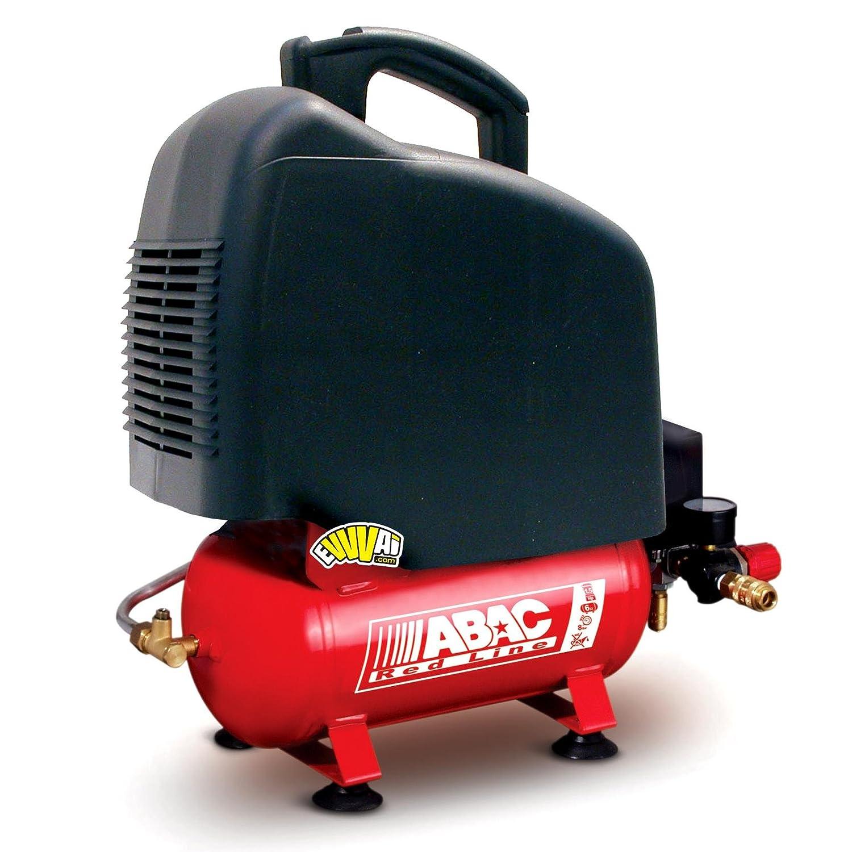 Abac 6 Lt 1.5 Hp Oilless RED günstig online kaufen