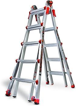 Little Giant 22 ft. Multi Position Ladder