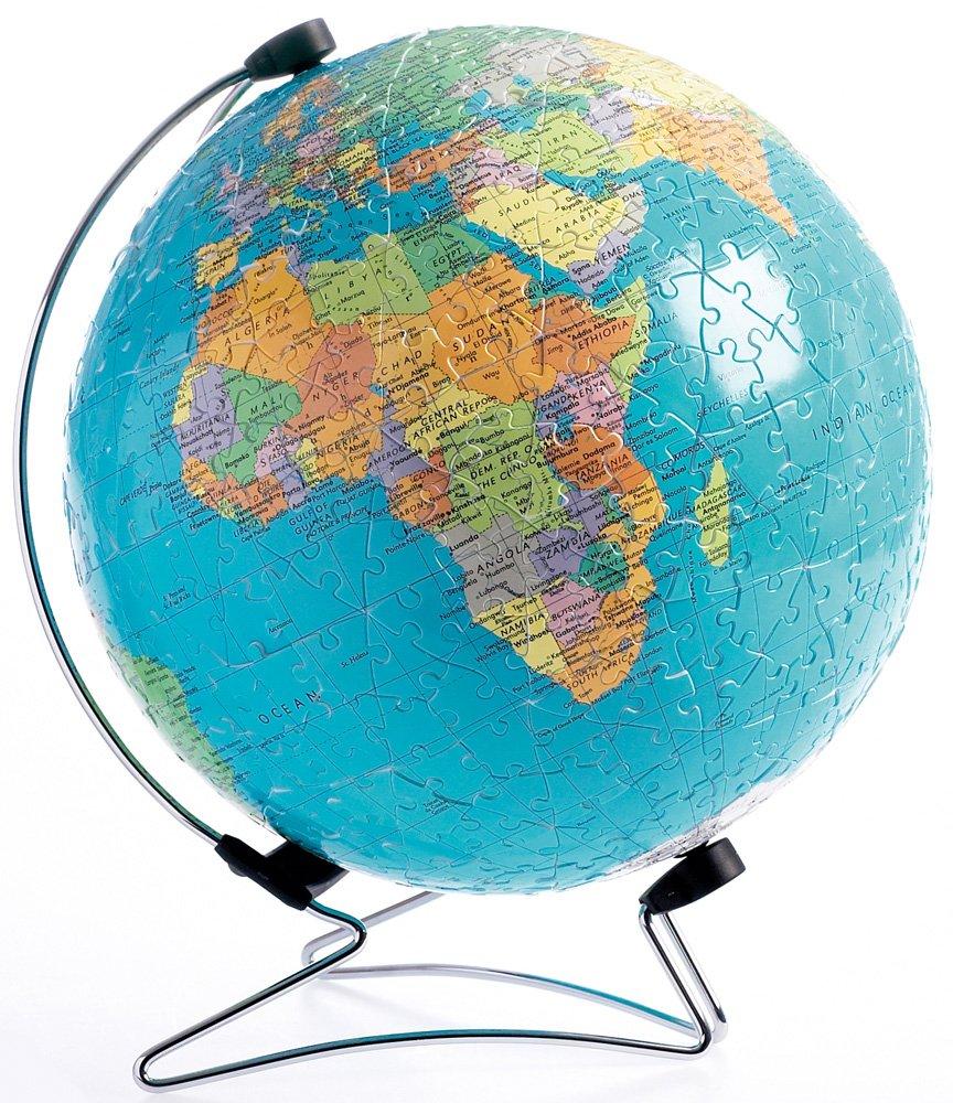 World Globe Puzzle