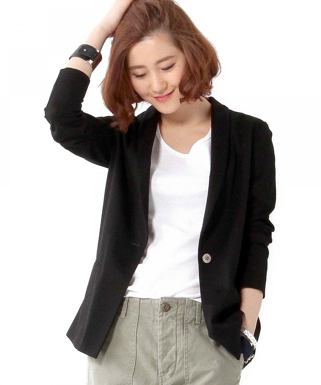 Amazon.co.jp: (ユナイテッドアローズ) UNITED ARROWS UAB C/N SWL 1B 65.5: 服&ファッション小物通販