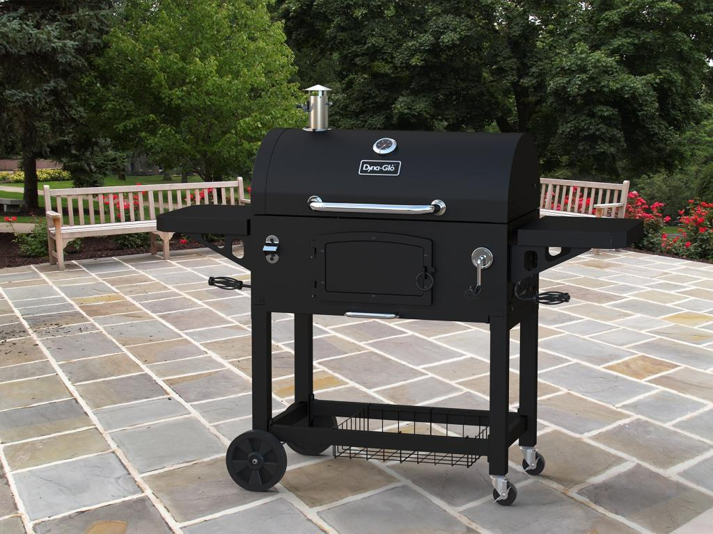 Superb Dyna Glo Charcoal Grill #1: 71vlCsW5UJL.jpg