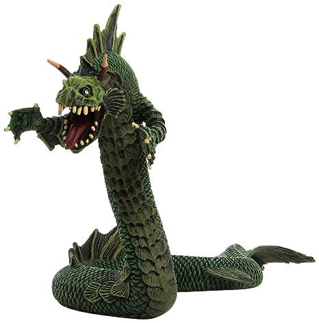 Plastoy - 60238 - Figurine-Le Grand Dragon Des Mers Vert