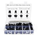 OCR 2.5mm Pitch 2 3 4 5 Pin JST SM Connector Male and Female Plug Housing Connector Adaptor Assortment Kit 560Pcs (SM Connector 560Pcs--Set) (Tamaño: SM Connector 560Pcs--Set)