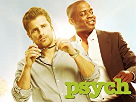 Psych Season 5 [HD]