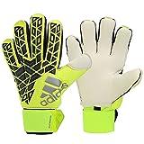 adidas Performance Mens Ace Half Negative Goalkeeper Gloves - 10.5