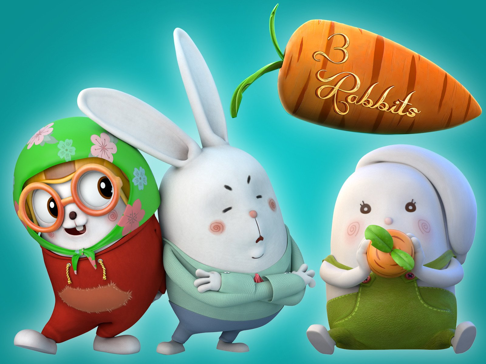 3 Rabbits on Amazon Prime Instant Video UK