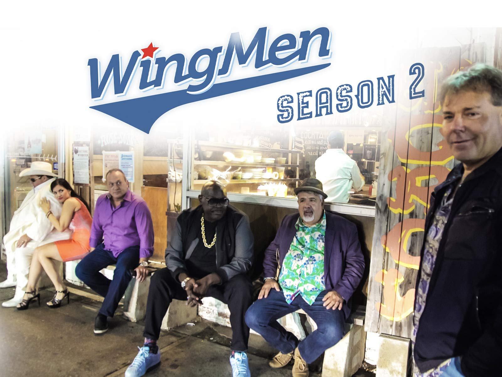 Wingmen on Amazon Prime Video UK