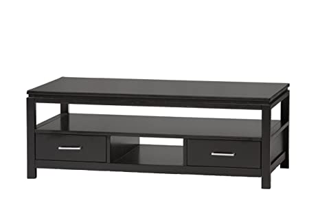 Sunato Simple Black Coffee Table