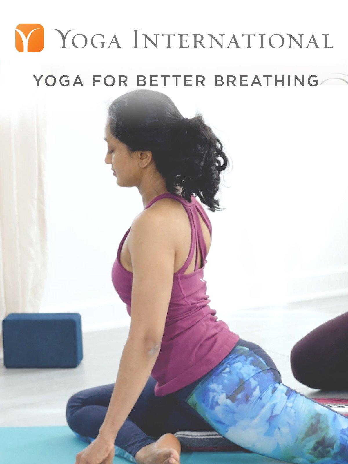 Yoga for Better Breathing