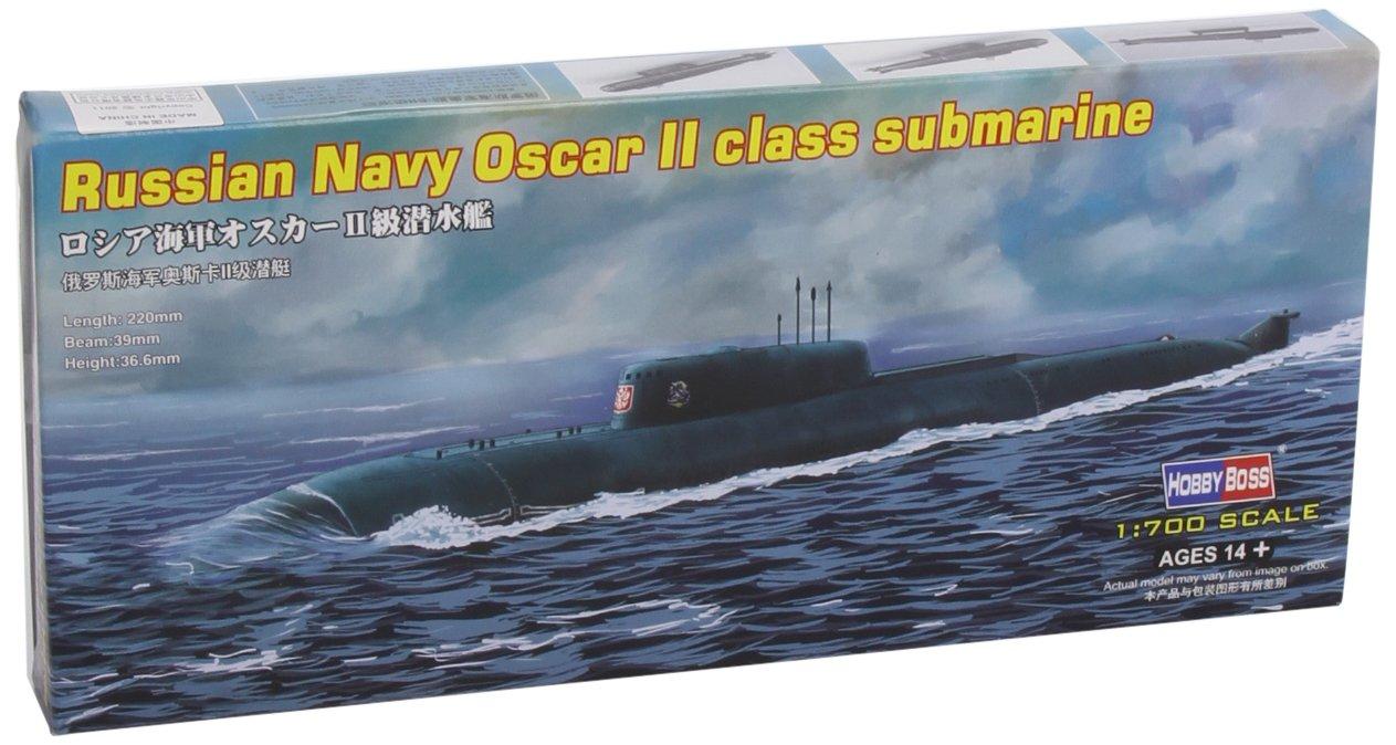 Akula ii Class Oscar ii Class Submarine