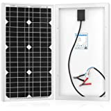 ACOPOWER Mono Solar Panel For 12 Volt Battery Charging, Off Grid, 30W (Tamaño: 30 Watts)