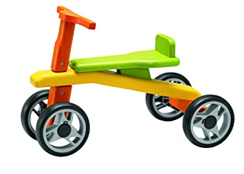 Geuther Tricycle Myrunner bois multicolore Geuther