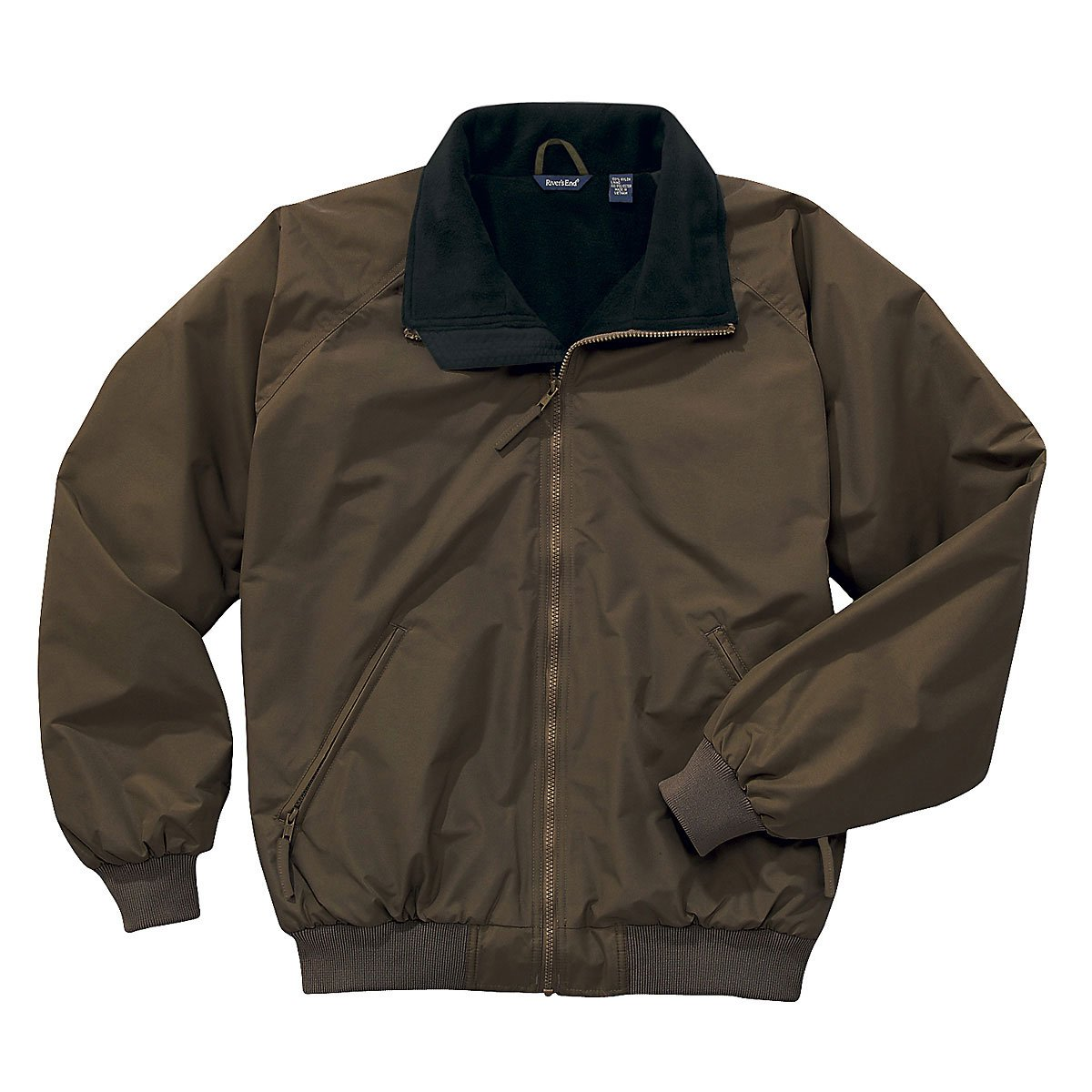 River's End Tahoe Fleece - Lined Bomber Jacket