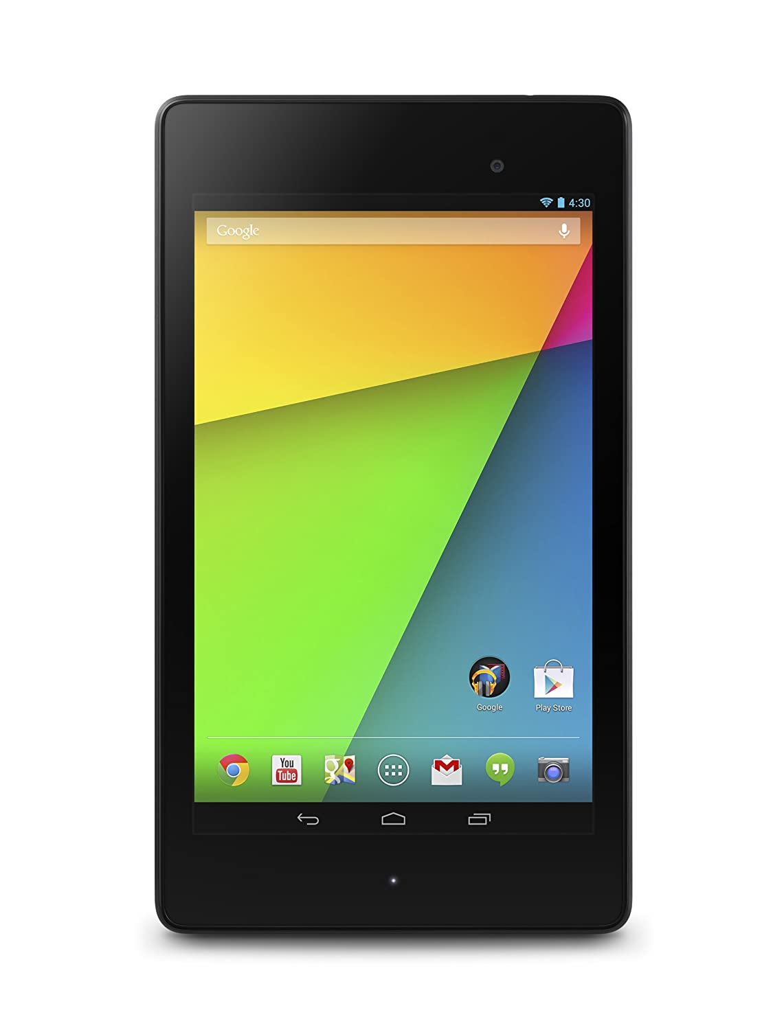 Google Nexus 7 Tablet (7-Inch, 16GB, Black) by ASUS (2013) $199.99