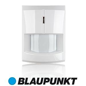 Blaupunkt FunkBewegungsmelder IRS1L  Infrarot Sensor (kompatibel mit den Blaupunkt SA & SH FunkAlarmanlagen)  BaumarktBewertungen