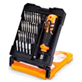 33 in 1 Magnetic Screwdriver Set Electronic Repair Tool Kit with Flexible Shaft for PC, MacBook, Laptop, Xbox, PS4. (Tamaño: 33 in 1)