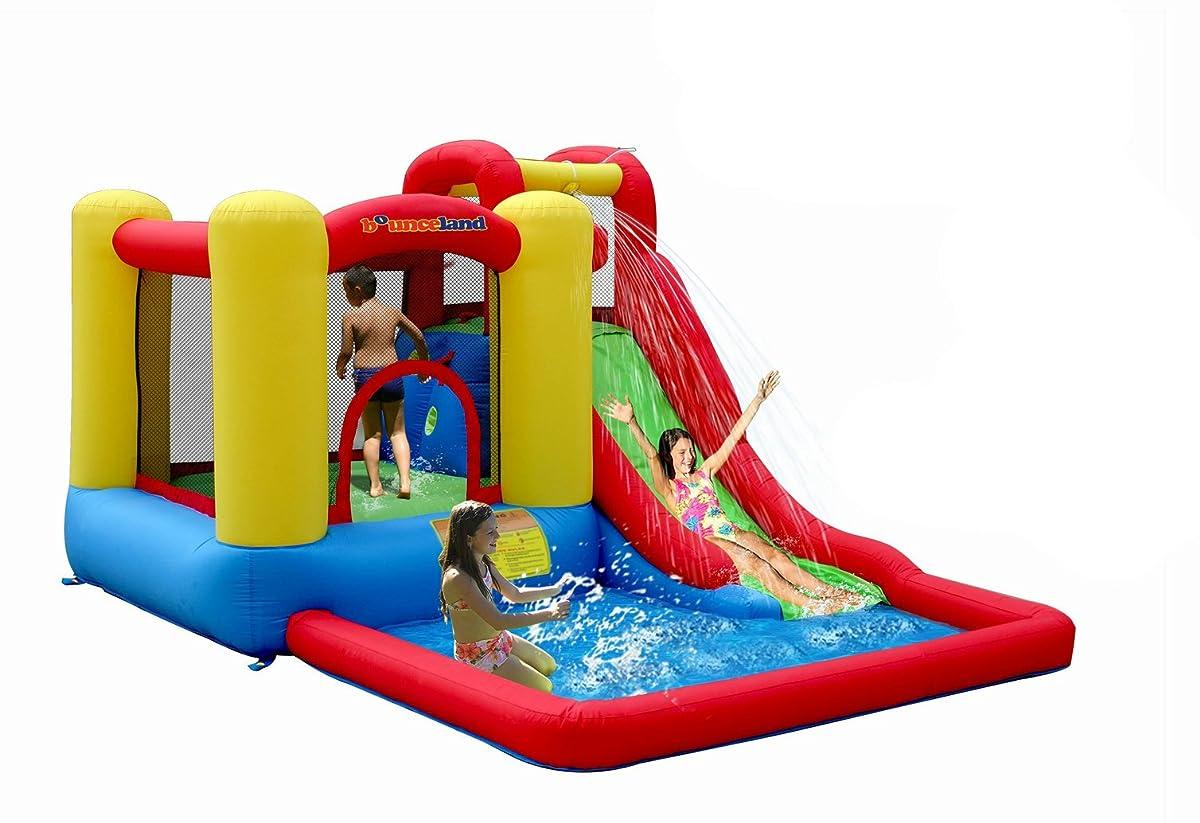 Bounceland Jump and Splash Bounce House Bouncer