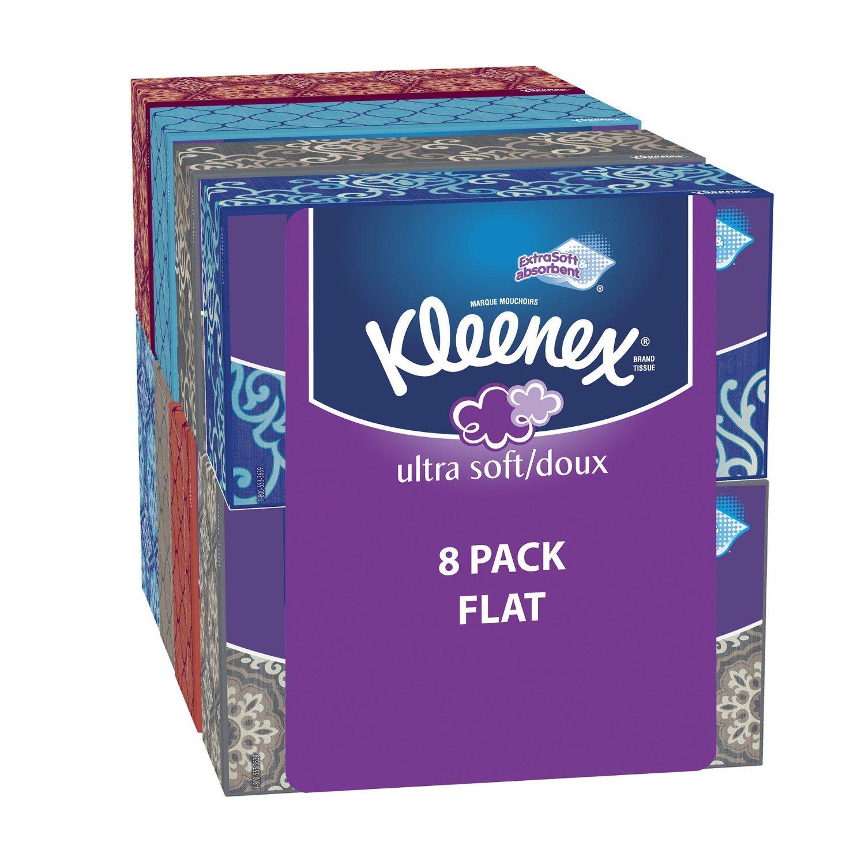 Kleenex 8 pack