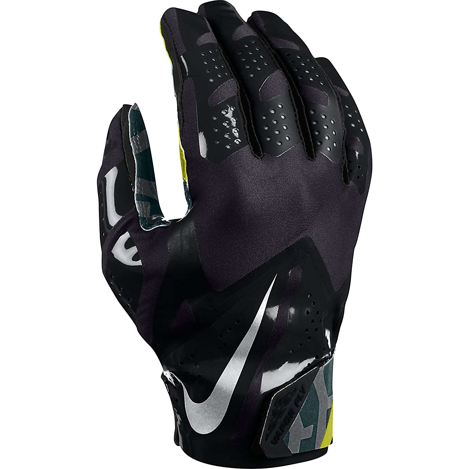 Nike Football Gloves: Men's Nike Vapor Fly Reciever Football Glove