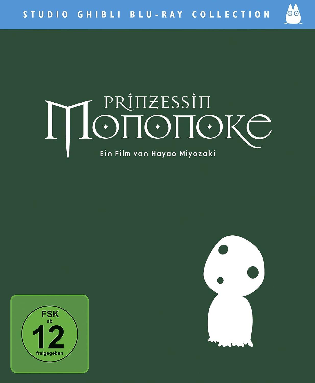 Prinzessin Mononoke, Blu-ray
