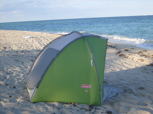 Coleman Sun Shelters : Amazon coleman compact shade shelter blue lime