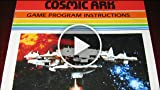 Classic Game Room - COSMIC ARK For Atari 2600 Review