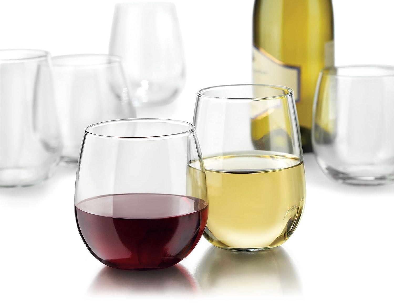 Betty white and wine glass - Beaker wine glasses ...