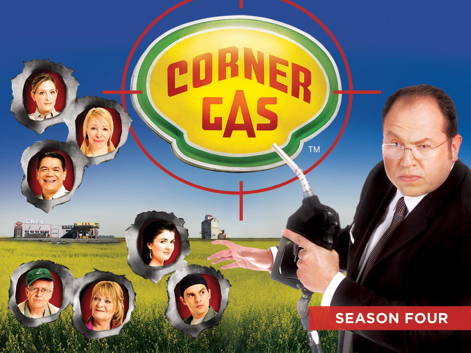Corner Gas on Amazon Prime Video UK