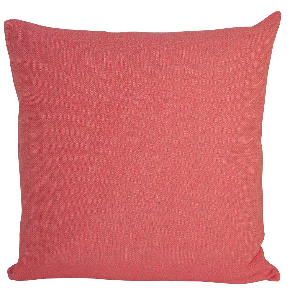 Kissen SHANTY SOLID pink fuchsia 45 x 45 cm Linen & More