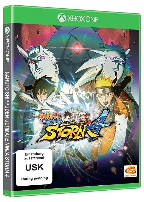 Naruto Shippuden: Ultimate Ninja Storm 4, Xbox One