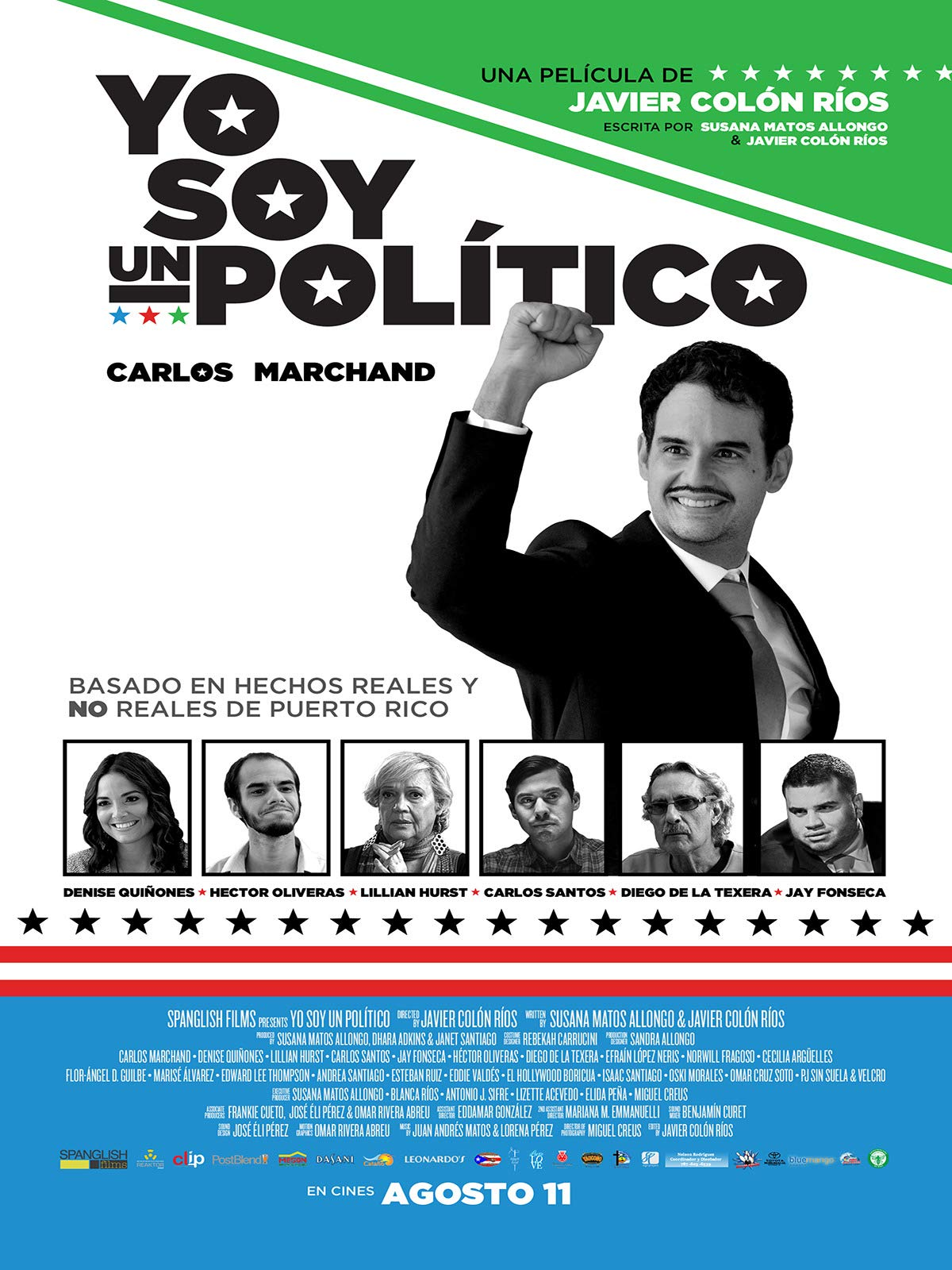 Yo soy un Politico on Amazon Prime Video UK