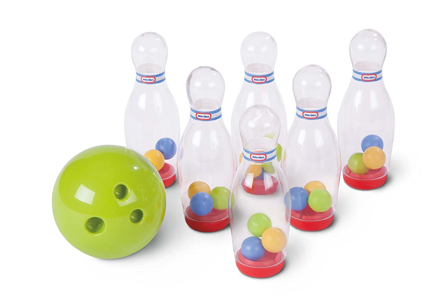 An Image of Little Tikes Clearly Sports Bowling