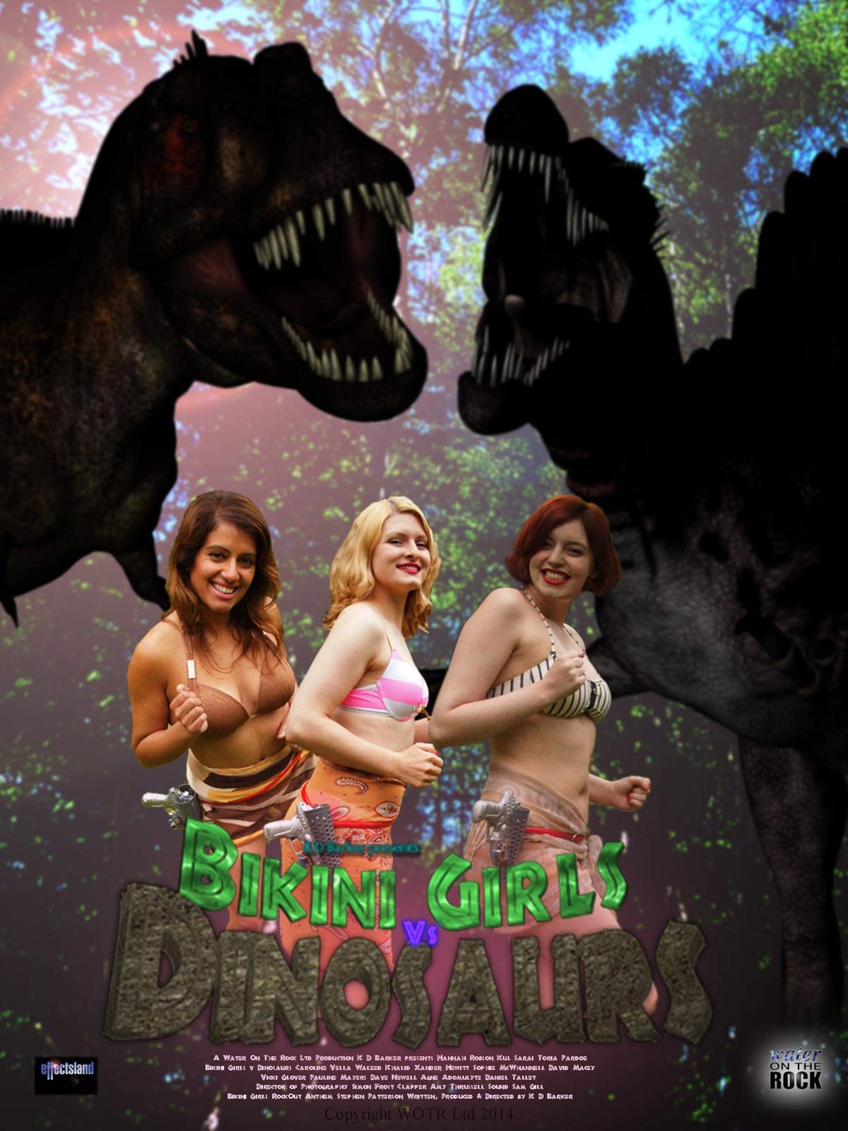 Vs Girls Dinosaurs' Video Prime Uk Watch 'bikini Amazon On S5ARjqc34L
