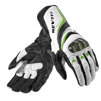 Rev it - Gants - XENA LADIES - Couleur : Blanc/Vert - Taille : L