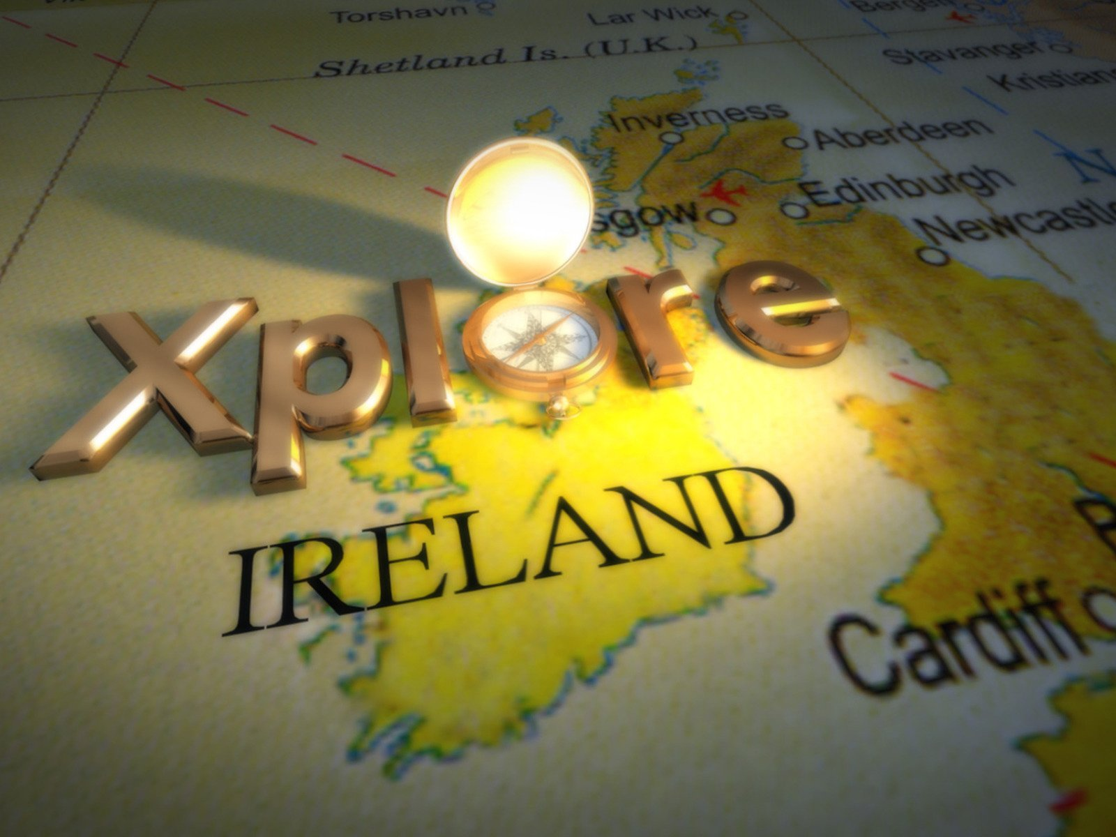 Xplore Ireland - Season 1
