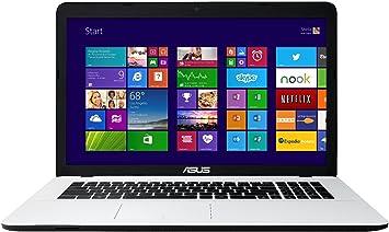 "ASUS F751MA TY201H - 17.3"" - Pentium N3540 - Windows 8.1 64 bits - 4 Go RAM - 500 Go HDD"