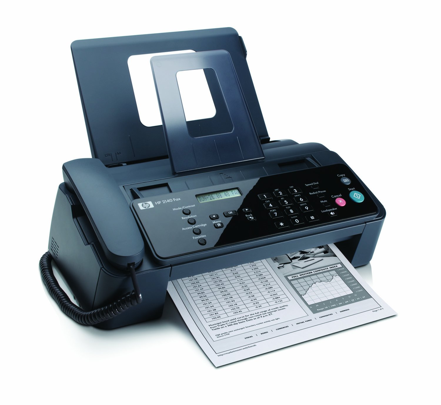 hp cm721a b1h 2140 professional quality plain paper fax amazon in