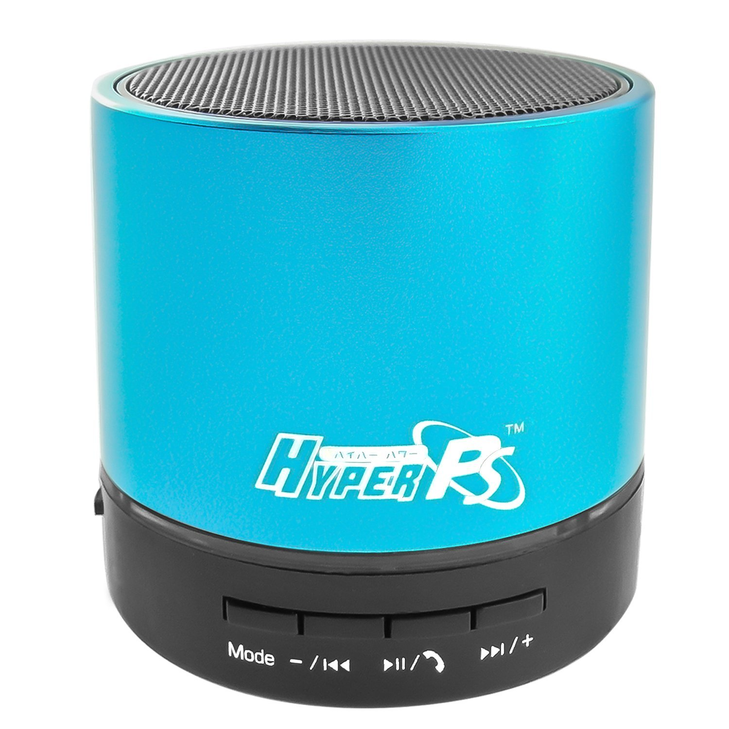 HyperPS - Bluetooth Wireless Mini Portable Super Bass Speaker with Built-in Mp3 Player Supporting to Play from Micro SD Card / USB Thumb Drive & Microphone for Handfree Phone call For iphone Samsung Tablet PC wireless bluetooth speaker led audio portable mini subwoofer